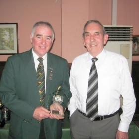 wilbert-mcquigg-thanks-stanley-mccart-for-carrying-out-the-trophy-presentations